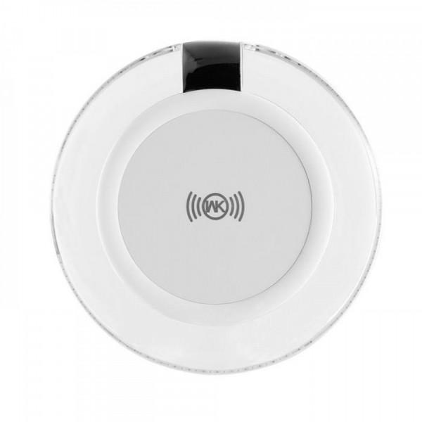 Беспроводное зарядное устройство WK Wireless Charger WP-U18 (white)