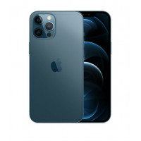 Apple iPhone 12 Pro Max 256GB (Pacific Blue) (MGDF3)