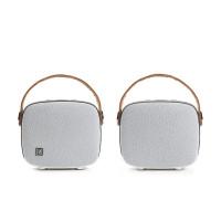 Колонка акустическая Bluetooth REMAX RB-M6 Silver