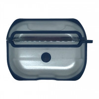 Чехол для AirPods Pro WiWU Silicone Case C001 (Sapphire Blue)