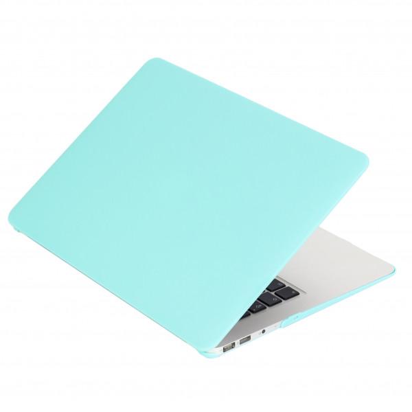 Чехол накладка MacBook Air 11.6 Slim Case (Берюзовый) (Матовый)