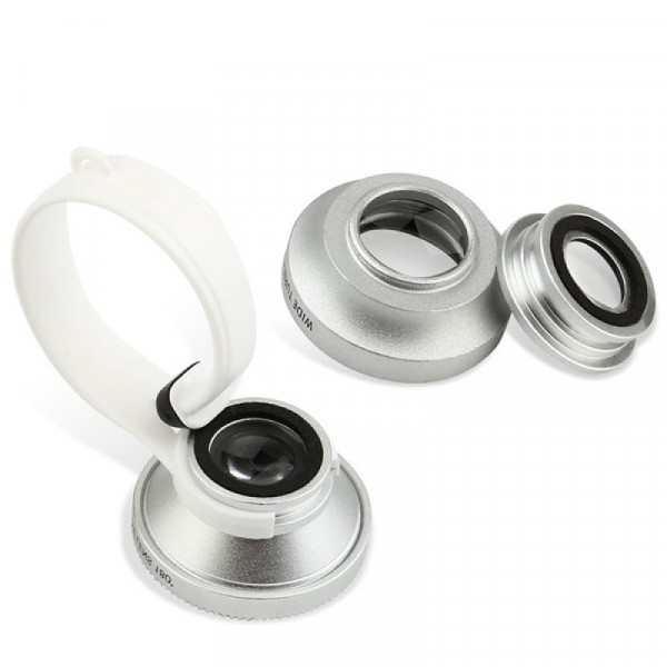 Линзы Baseus Mini Lens Series (Silver)