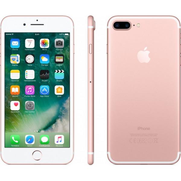 Apple iPhone 7 Plus 128GB (Rose Gold) (MN4U2)