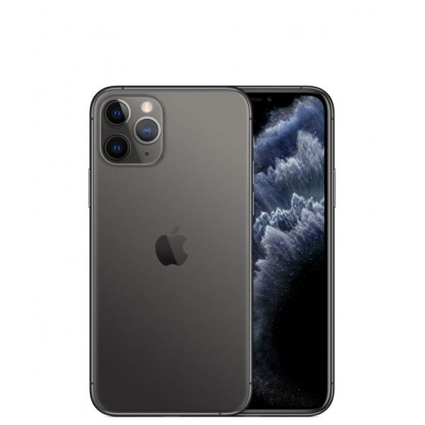 Apple iPhone 11 Pro 64GB (Space Gray) (MWC22)