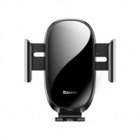 Авто-держатель автоматический Baseus Smart (black)