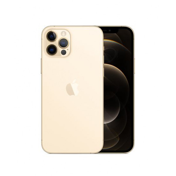 Apple iPhone 12 Pro 128GB (Gold) (MGMM3)