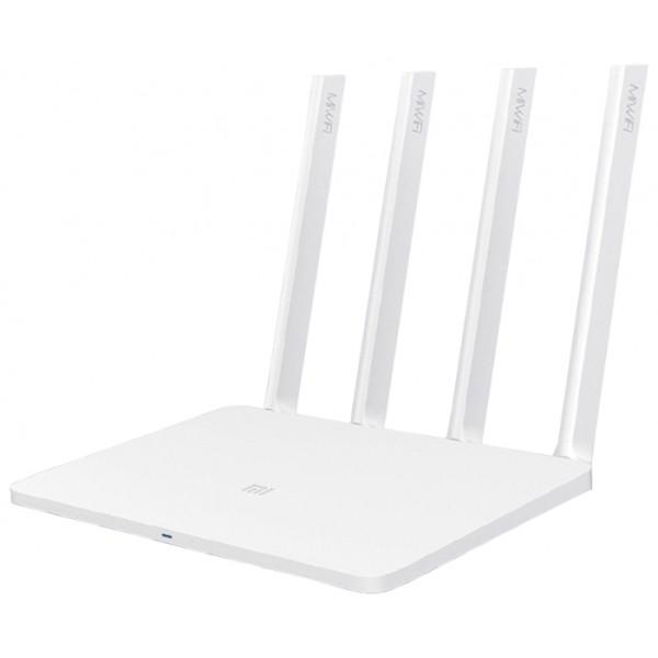 Роутер XiaoMI WiFi Router 3C (Белый)