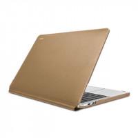 Чехлы для MacBook Pro 13 (2016) WiWU HardShell Case (Золотой) (Пластик)