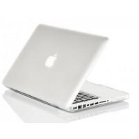 Чехол накладка MacBook Pro 13 Retina DDC Case (Матовый/Белый) (Пластик)