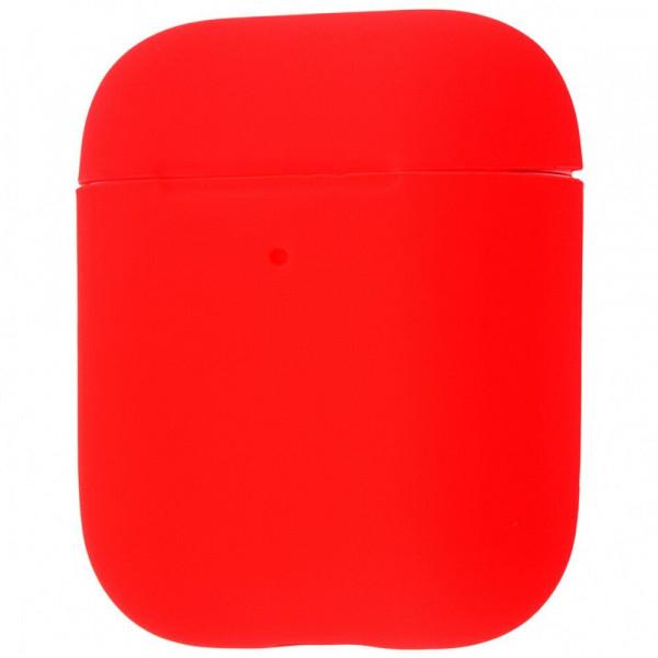 Чехол для AirPods 2 Hang Case  (red)