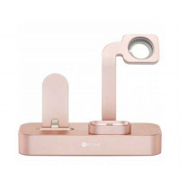 Dock станция COTEetCL Multifunctional 3-in-1 (Rose Gold)
