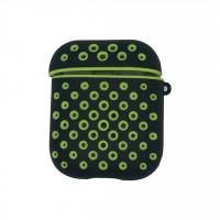 Чехол для AirPods Sport Nike+ case (Green)