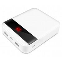 Портативное зарядное устройство Yoobao Power Bank 10000mAh M4 Pro (Белый)