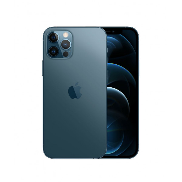 Apple iPhone 12 Pro 256GB Dual Sim Pacific Blue (MGLH3)