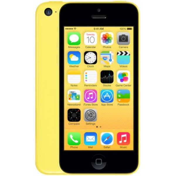 Apple iPhone 5C 16GB (Yellow) (New)