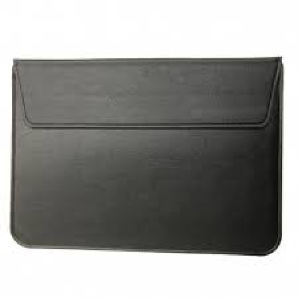 Чехол-конверт MacBook 13 PU sleeve bag (Black)
