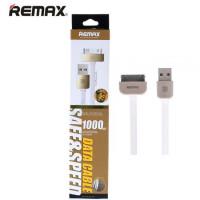 Кабель Apple  Remax 30-pin RC-D002i4