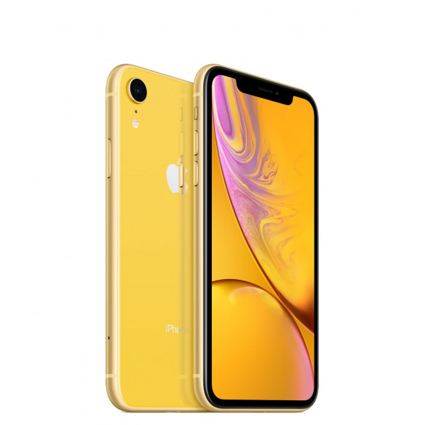 Apple iPhone XR 128GB (Yellow) (MRYF2)