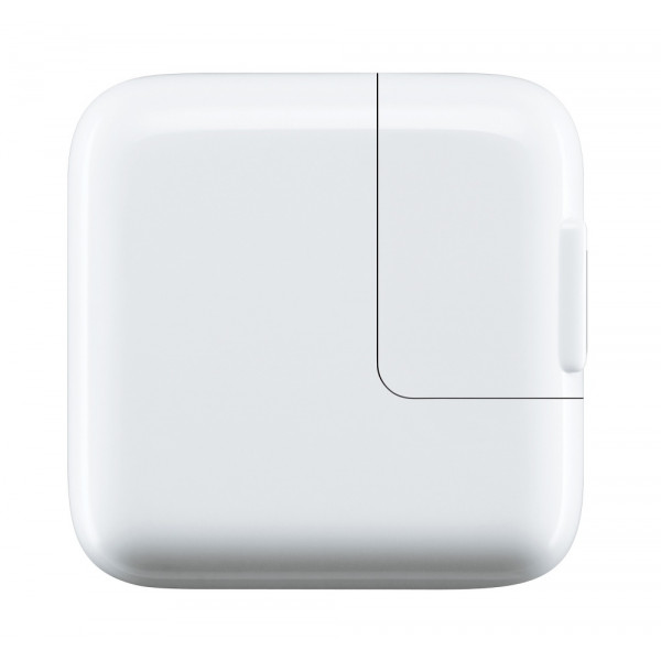Сетевое зарядное устройство Apple 12W USB Power Adapter for iPad (MD836ZM/A) (Белый)