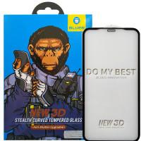 Защитное стекло iPhone Xs Max/11 Pro Max Blueo 3D HD Stealth Curved Glass Film