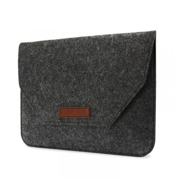 "Сумка для MacBook 15"" Felt Sleeve Bag (Dark Gray)"