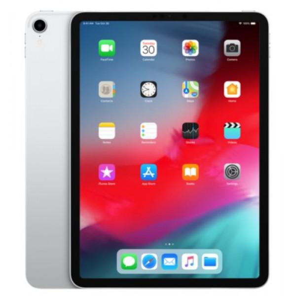Apple iPad Pro 11 2018 Wi-Fi + Cellular 1TB Silver (MU222, MU282)