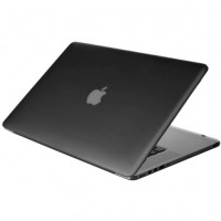 Чехол накладка MacBook Pro 13 iPearl Crystal Case Black