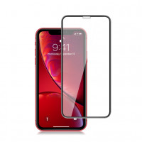 Защитное стекло iPhone Xr /11 Mr. Yes 3D Tiny Engraving Tempered Glass