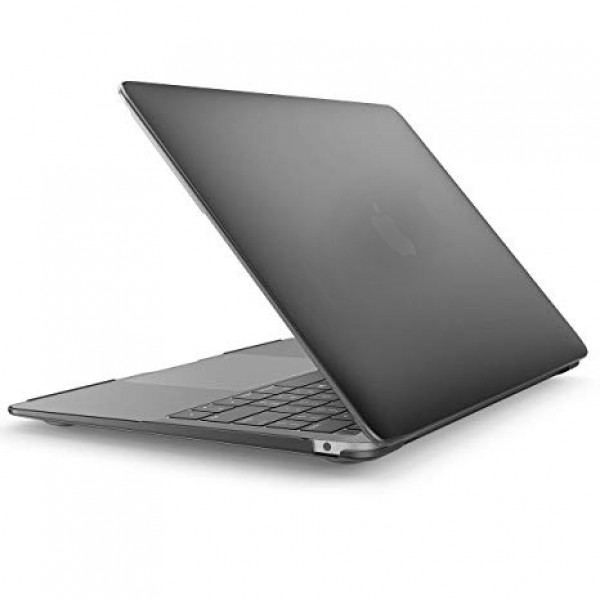 Чехол накладка MacBook Air 13 (2018-2020) DDC HardCase (Черный) (Матовый)