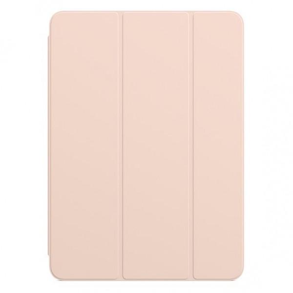 Чехол Книжка для iPad Pro 10.5 TOTU SmartCase Leather (Rosy/Black)