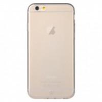 Чехол Накладка для iPhone 6 ESCOTT Clear Shell (Прозрачный) (Пластик)