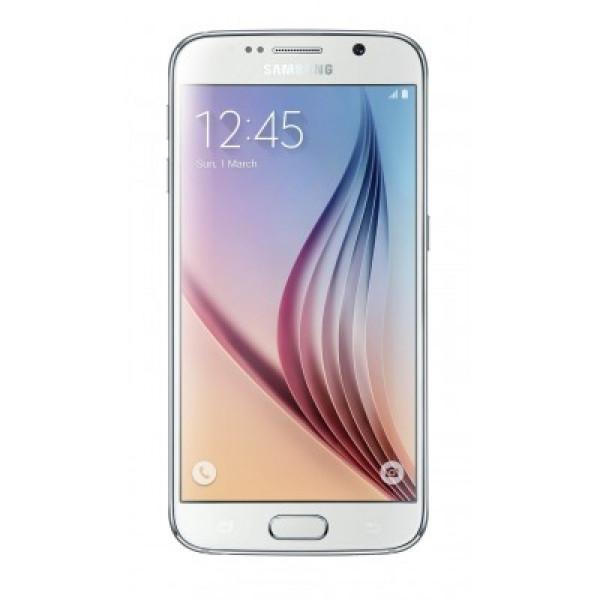 Samsung G920F Galaxy S6 128GB (White Pearl)