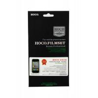 Защитная Пленка HOCO для iPhone 4/4S (2in1) (глянцевый)