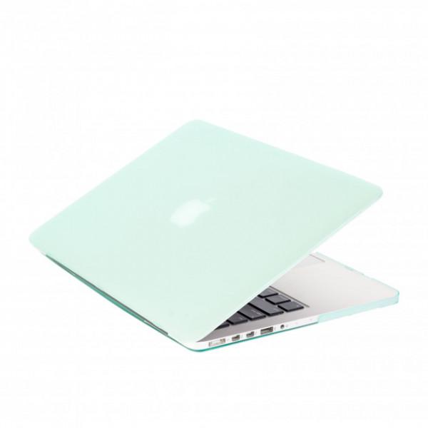 Чехол накладка MacBook Pro 13 Retina DDC Case (Матовый/Мятный) (Пластик)