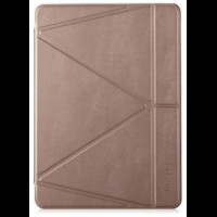 Чехол книжка для iPad Air 10.9 (2020) Origami Leather Case Pencil Groove (Rose Gold)