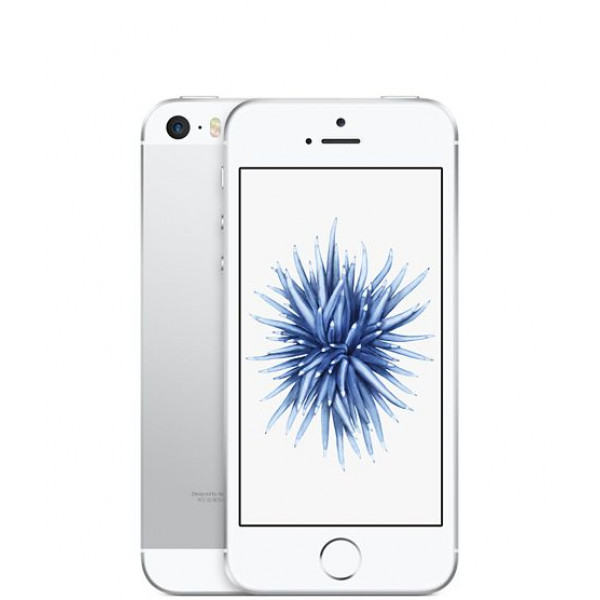 Apple iPhone SE 128GB (Silver) (MP872)