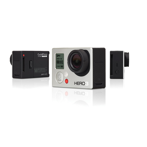 GoPro HERO 3 White Edition (CHDHE-302-EU)