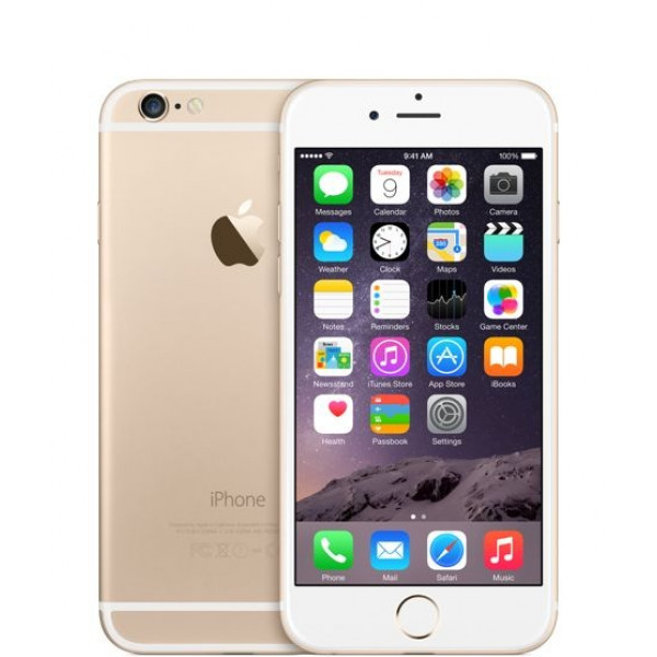 Apple iPhone 6 64GB (Gold) (MG4J2)