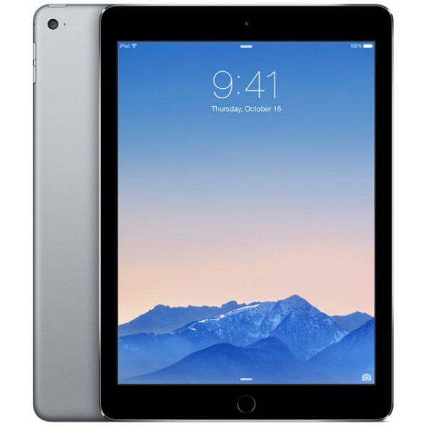 Apple iPad Air 2 Wi-Fi + LTE 128GB Space Gray (MH312)