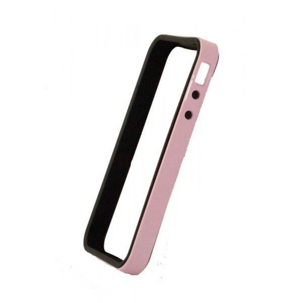Бампер для iPhone 4/4S SGP Neo Hybrid EX (Розовый ) (Пластик)