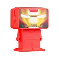 Портативное зарядное устройство Remax RPL-20 Iron Man 10000mAh (Red)
