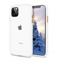 Чехол Накладка для iPhone 11 Pro Max iPaky Cucoloris (clean\orange)