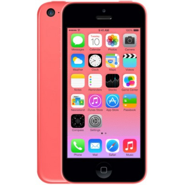 Apple iPhone 5C 8GB (Pink) (New)