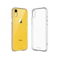 Чехол накладка iPhone Xr MakeFuture Air Case (TPU Clear)