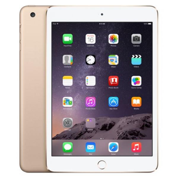 Apple iPad mini 3 Wi-Fi + LTE 16GB Gold (MH3G2)