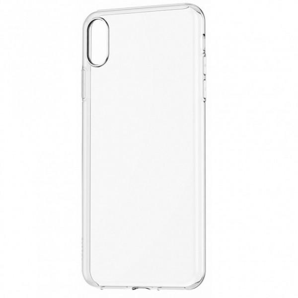 Чехол накладка iPhone Xs Max Rock Pure (transparent)