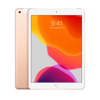 Apple iPad 10.2 Wi-Fi + Cellular 32GB Gold (MW6Y2)