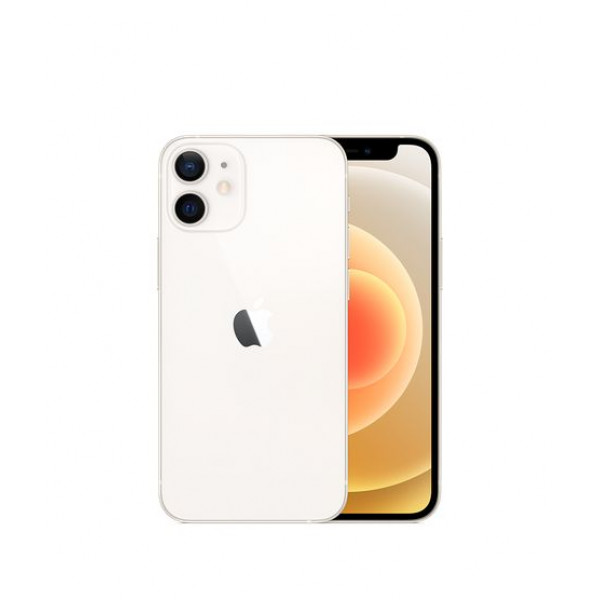 Apple iPhone 12 Mini 256GB (White) (MGEA3)
