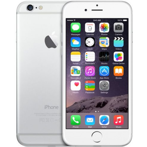 Apple iPhone 6 32GB (Silver)