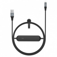 Кабель USB to Lightning Hoco U22  Bei + Power Bank (2000mAh) black 1.2m